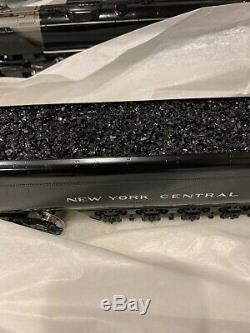 Williams 5602 Brass New York Central Nyc 4-8-4 Niagara Vapeur Loco 3-rail 1990 C9