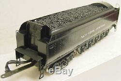 Williams 5602 New York Brass Vapeur Niagara Central 4-8-4 Locomotive Et Tender