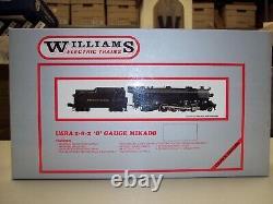 Williams New York Central Brass O Scale 3-rail 2-8-2 Mikado #279 Item #5101