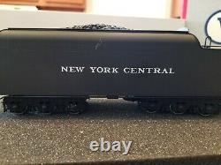 Williams New York Centre J-3a Hudson 4-6-4 Brass Lnib