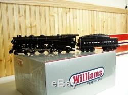 Williams O New York Central 773 Hudson 4-6-4 Locomotive À Vapeur Et 2426 Appel D'offres